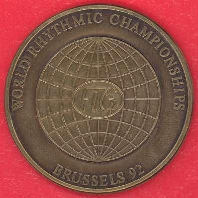 Чемпионат мира Художественная гимнастика 1992 г
