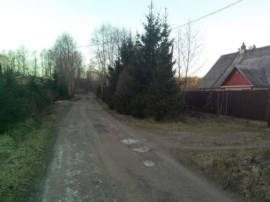 Участок ИЖС в п. Красносельское