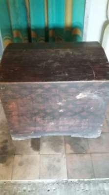 Продам старинный сундук антиквариат в г. Харьков Фото 1