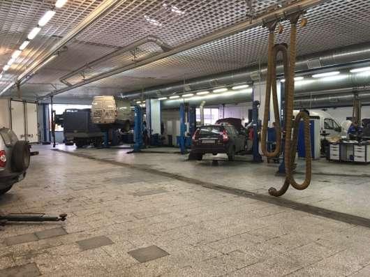 Сдам производство, склад, 600 кв. м, м. Бухарестская в Санкт-Петербурге Фото 2