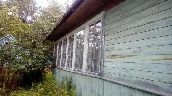 Продам участок с дачей в 8 км от г Выборга Фото 5