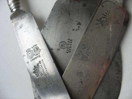 Старинные ножи 4шт