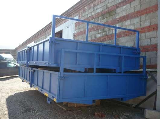 Изготовление бортовых платформ на все виды грузовиков в Миассе Фото 3