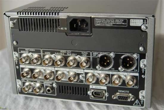 HDV/DVCAM рекордер Sony HVR-1500.