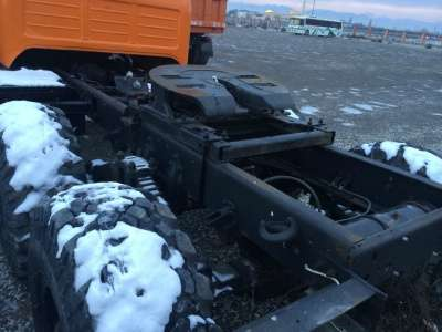 грузовой автомобиль УРАЛ 4320 Седельный тягач