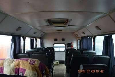 вахтовый автобус Урал 3255 в Нижневартовске Фото 1