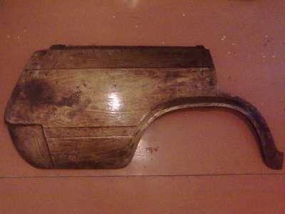 Железо кузовное ВАЗ 2104(05,07) в Нижнем Тагиле Фото 1