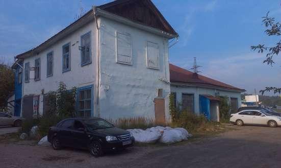 Здание в Зеленодольске (около ПФМК)