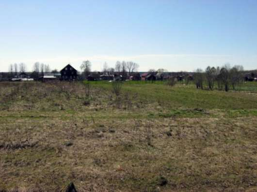 Продается земельный участок 18 соток в деревне Горетово (под ЛПХ) Можайский р-он, 118 км от МКАД по Минскому шоссе. Фото 1