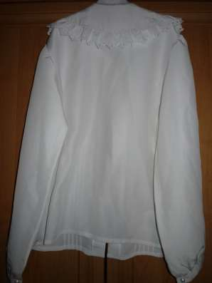 Блузка белая Pti and gal