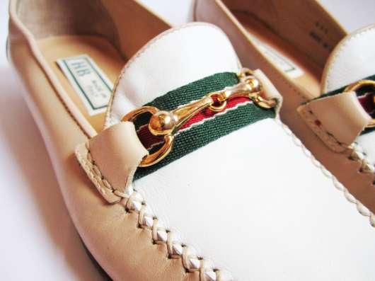 полностью кожаные туфли от HB made in Italy в г. Запорожье Фото 4