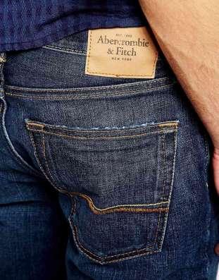 Новые американские джинсы Abercrombie & Fitch