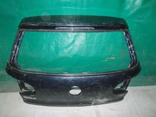 Volkswagen Golf 6 Крышка багажника б/у Оригинал