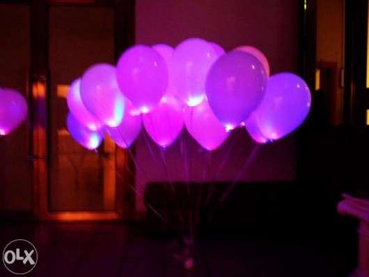 Светящиеся шары RGB для праздников в Краснодаре Фото 1