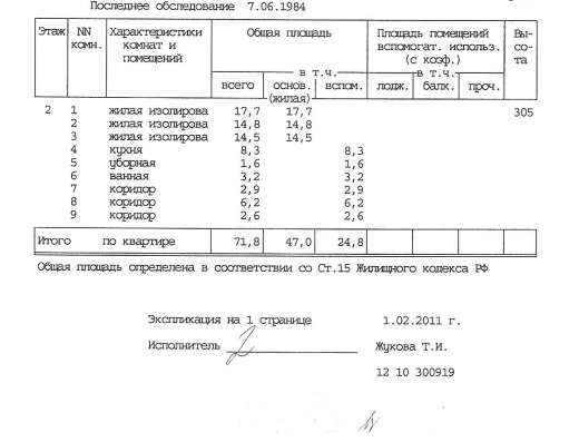 ЦАО. Продам 3-х комн. кв. в сталинском доме по цене 2-х комн в Москве Фото 3