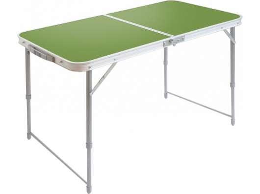 Стол складной пластиковый НИКА ССТ зелёный