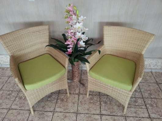 Плетена мебель из искусственного ротанга производств Алматы