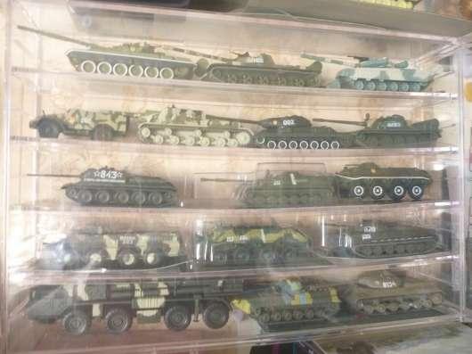 Коллекция военной техники (тяжелое вооружение и танки) в Москве Фото 2