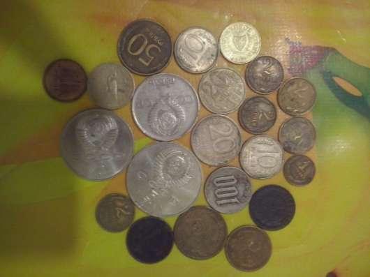 монеты и другое