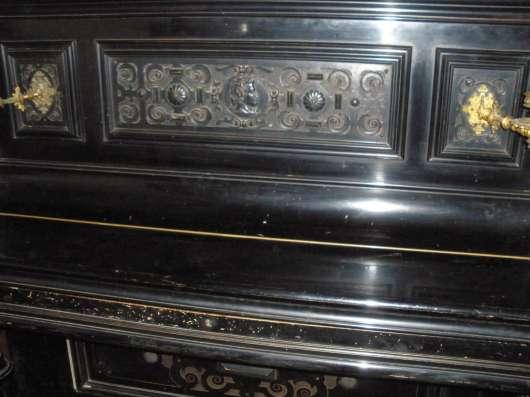 Фортепьяно 1869г