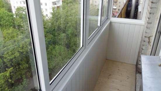 Остекление балконов и лоджии. в Москве Фото 2