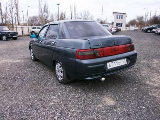 Продажа авто, ВАЗ (Lada), 2110, Механика с пробегом 120000 км, в Волжский Фото 3