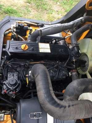 Hyundai fd30-1 Вилочный погрузчик HYUNDAI 3т дизель