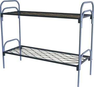 Кровати металлические для лагеря, кровати для гостиницы, кровати оптом, кровати для рабочих, кровати для турбаз. По низким ценам.