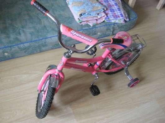 Велосипед для девочки 4-6 лет в Краснодаре Фото 2
