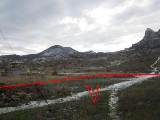 Земельный участок под заповедником Карадаг в г. Феодосия Фото 4