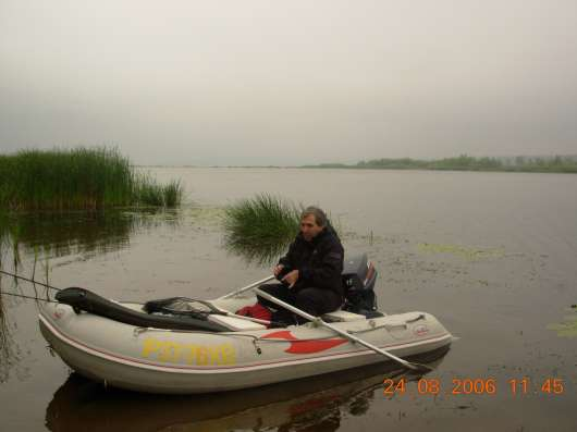 Лодка ПВХ(Баджер) 3,15м