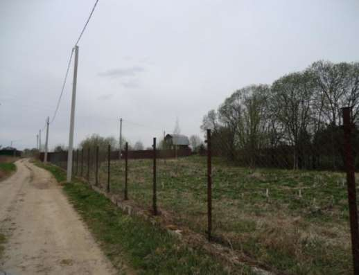 Продается земельный участок 21,5 соток под ЛПХ в д. Мышкино (Можайское водохранилище)119 км от МКАД по Минскому Можайскому шоссе.