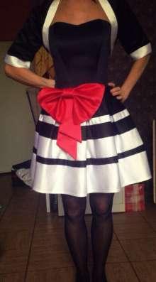 Красивое платье с болеро