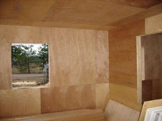 Внутренняя отделка домов и бань в г. Можайск Фото 3