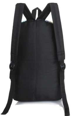 Рюкзак городской с черно-белым орнаментом в г. Запорожье Фото 1
