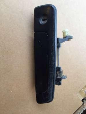 Ручка двери mitsubihi lancer 6/mirage