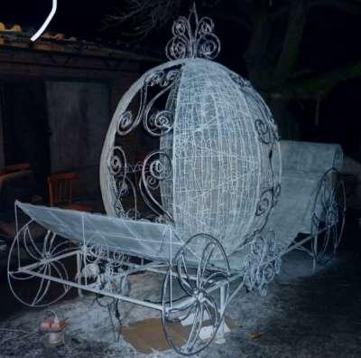 карета светодиодная в Краснодаре Фото 1
