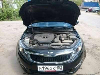 автомобиль Kia Optima, цена 730 000 руб.,в Нижнем Новгороде Фото 1
