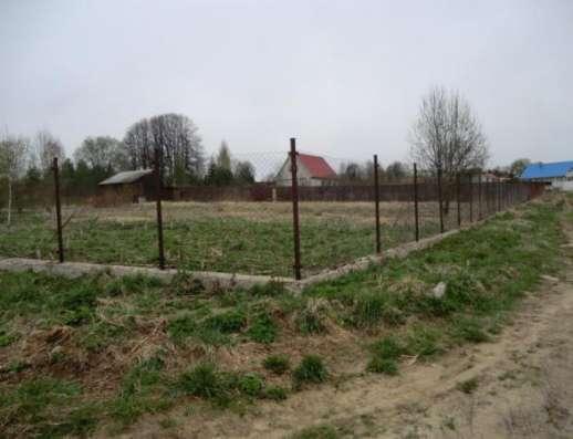 Продается земельный участок 21,5 соток под ЛПХ в д. Мышкино (Можайское водохранилище)119 км от МКАД по Минскому Можайскому шоссе. Фото 1