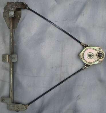 Стеклоподъёмник на ВАЗ 2108, 2113