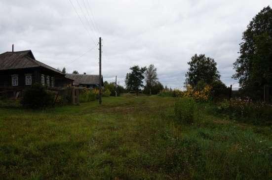 Бревенчатый дом в тихой деревне, недалеко от речки в Ярославле Фото 3