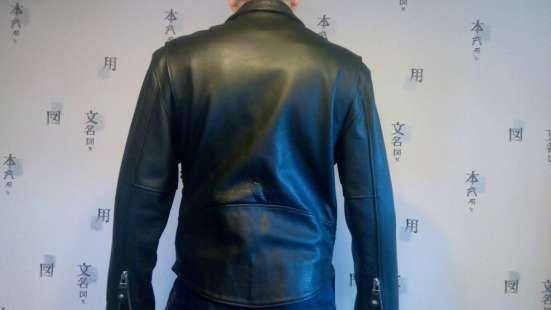 Кожаная куртка (косуха) в Воронеже Фото 5