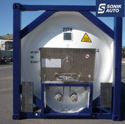 Танк-контейнер T50 для СУГ перевозки сжиженного углеводородн