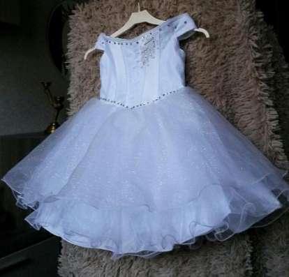 Новогоднее платье для девочки 2-6 лет в Москве Фото 4