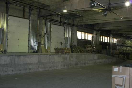 Продается производственно-складское помещение-5160м2