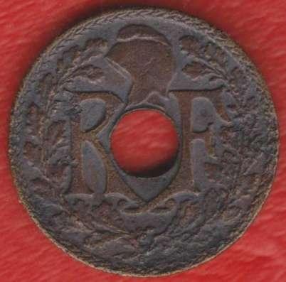 Индокитай Французский 1/2 цента 1938 г.