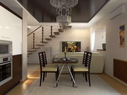 Ремонт под ключ квартир, коттеджей, офисов