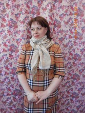 Весенне-осенний шарф в г. Бологое Фото 1