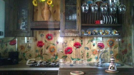 Дизайн интерьера и художественная роспись стен в Иванове Фото 5