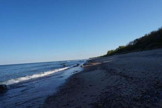 Места силы на побережье в г. Клайпеда Фото 2